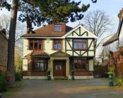 Detached home for sale in The Drive, London...