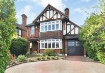 4 bed Detached property in Monkhams Drive...