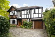 Detached home for sale in Mostyn Road, London, SW19