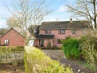 Detached house in High Street, Medstead...