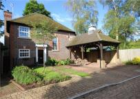Detached property in Clement Court, Chawton...