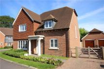 4 bedroom Detached house for sale in Watercress Way, Medstead...