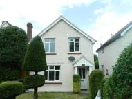 Detached home in Leatherhead Road...
