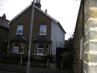Maisonette to rent in Egmont Road, Surbiton...