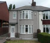 3 bed semi detached home for sale in Prince Of Wales Road...