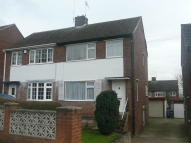 semi detached property in Beaver Hill Road...