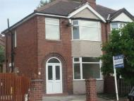 3 bedroom semi detached property to rent in Bramley Park Road...