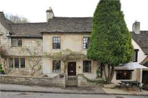 Terraced house for sale in Castle Combe, Chippenham...