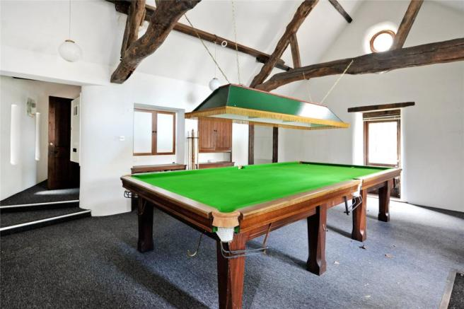 Games Room Annexe