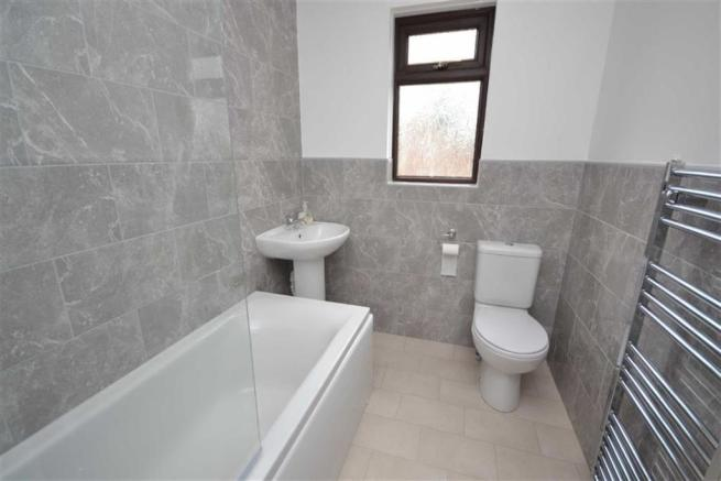 Combined bathroom/W.