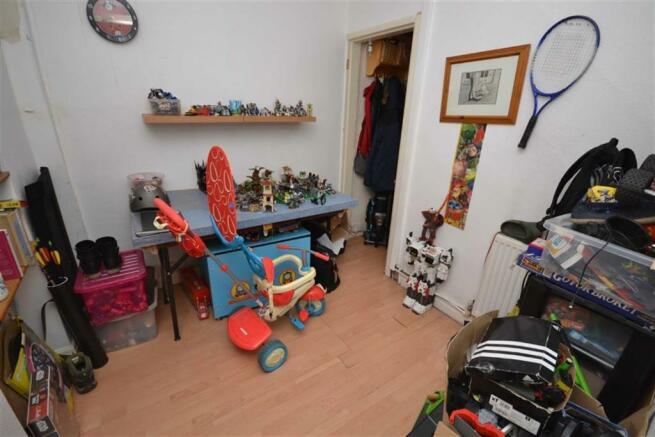 Dining room/ Play ro