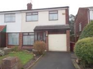 3 bed semi detached property in Stanley Road, Huyton