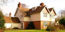 Detached house in Sotterley, Beccles...