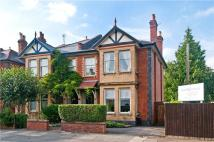 5 bed semi detached property for sale in Hewlett Road, Cheltenham...