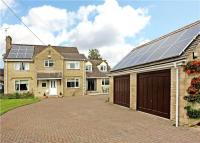 5 bed Detached property in The Street, Lea...