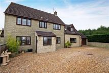 5 bedroom Detached property for sale in Crudwell, Malmesbury...