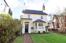 4 bedroom Detached property in Guildford Road, Westcott...