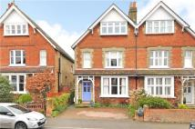 semi detached home for sale in Beaufort Road, Reigate...