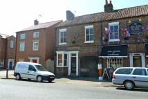 Terraced house in Long Street, Easingwold...