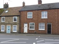Terraced home for sale in Forehill, Ely