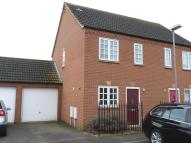 semi detached property in Columbine Road, Ely