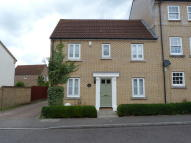 End of Terrace house to rent in Wissey Way, Ely