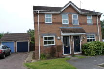 2 bedroom semi detached home in Wilford Drive, Ely