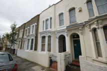 Terraced property in Lyal Road, E3