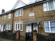 Terraced house in Tiiller Road, E14