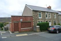 End of Terrace house for sale in Llanover Road, Blaenavon...