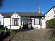 Detached Bungalow in Usk Road, PONTYPOOL