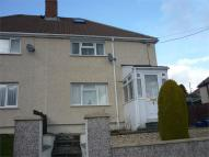 2 bedroom semi detached home for sale in Elgam Avenue, Blaenavon...