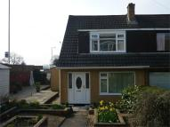 Semi-Detached Bungalow for sale in Penylan Close, New Inn...
