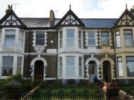 Terraced house in Wainfelin Road, PONTYPOOL