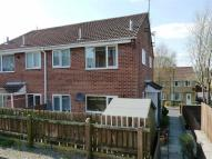 1 bed semi detached house for sale in Chestnut Crescent...