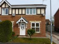 3 bed semi detached property in Cookson Way...