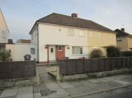 3 bed semi detached property in Ferrier Avenue...