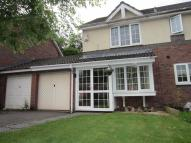 semi detached house in Coedriglan Drive The...