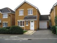 Detached house in Murrel Close, Caerau...
