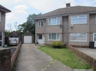 semi detached house in Wroughton Place, Ely...