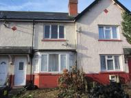 Terraced property in Amroth Road, Ely...