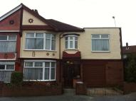semi detached house in Stoneycroft Road...