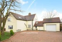 Detached house in HORNCHURCH ROAD...