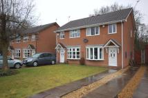 3 bed semi detached property in 4 Fowler Close, Perton...