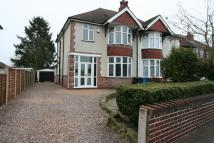 semi detached house in Birches Road, Codsall...