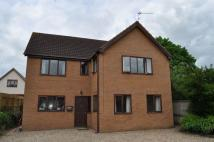 Detached home in Cullompton