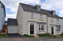 4 bedroom new house in Cullompton outskirts