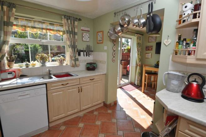 Kitchen breaskfast room