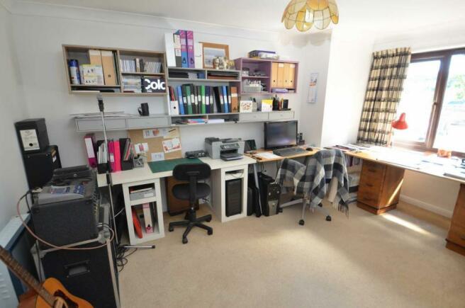 Office/dining room