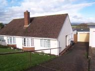 COLYTON Semi-Detached Bungalow for sale